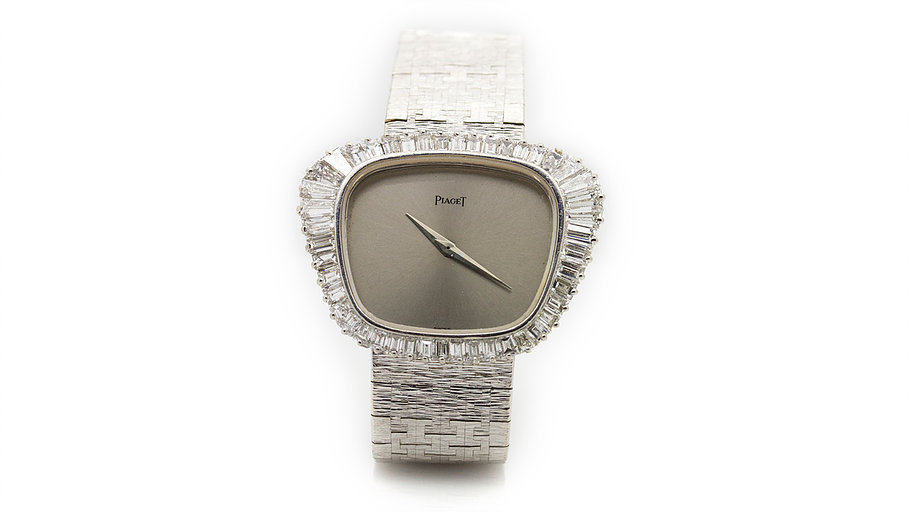 Piaget Retro Wrist Watch Grosvenor Jewellers Gateshead Metrocentre
