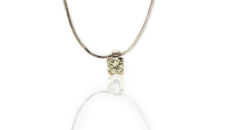 0.33 carat Diamond Pendant