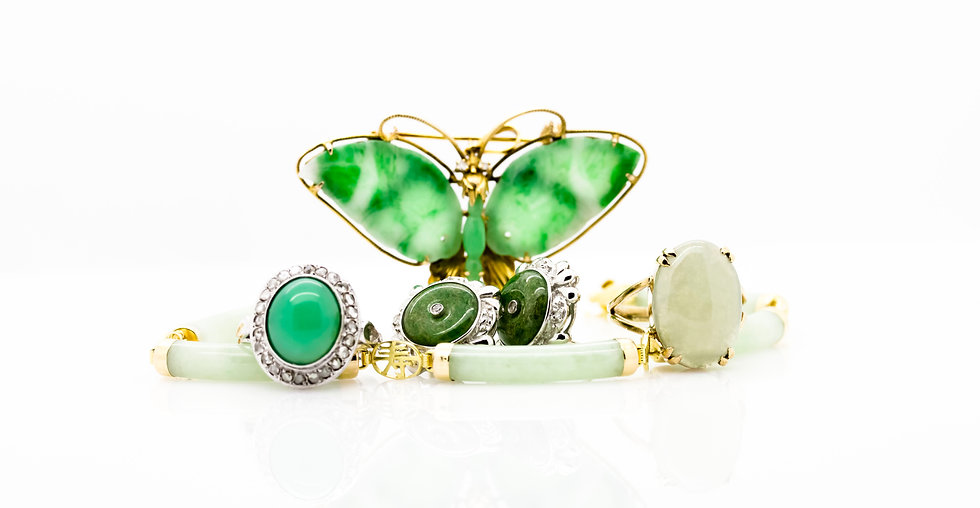 Mulroy Antique Jade Collection