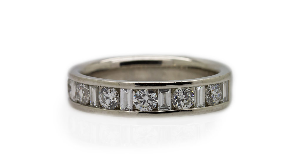 Raphael Diamond Eternity Ring