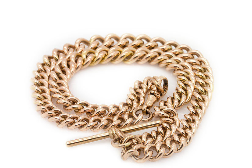 9ct Albert Chain
