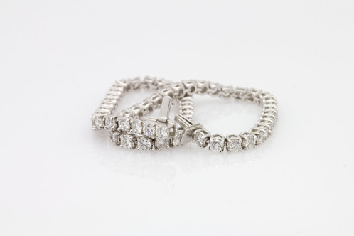 Antique Tennis Bracelet For Sale UK Fine Diamonds