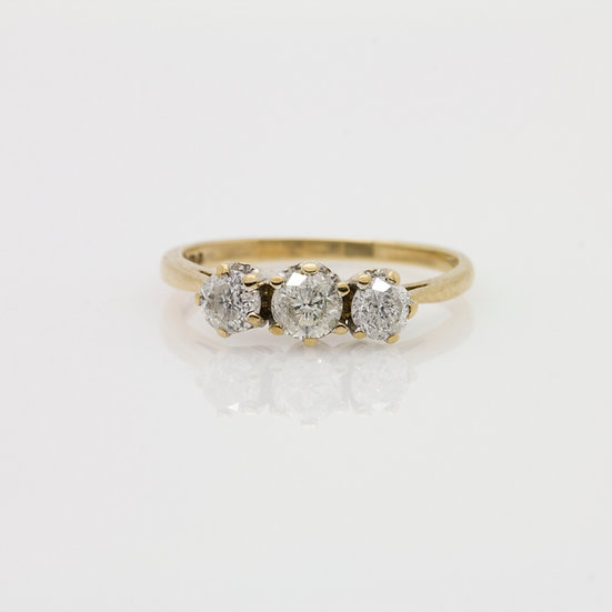 Trilogy Ring