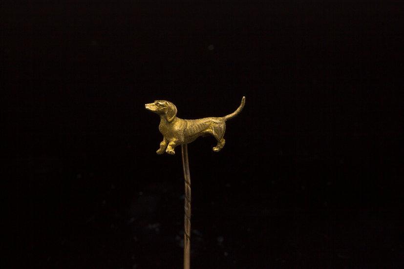 Sausage Dog Pin