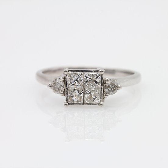 Princess Illusion Ring