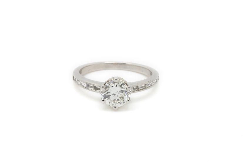 1.33CT Diamond Ring