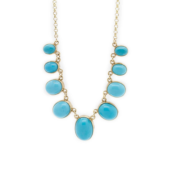 Turquoise Necklace view 1