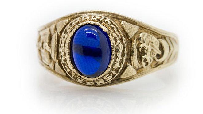 Mens Oxford Ring