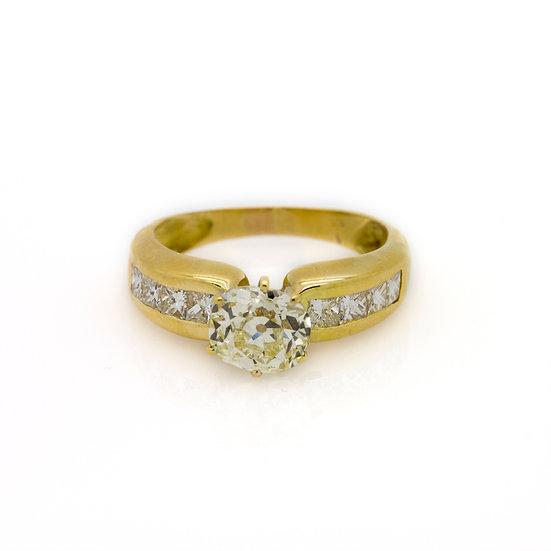 2ct Diamond Ring