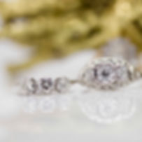 Trilogy rings by mulroy antiques
