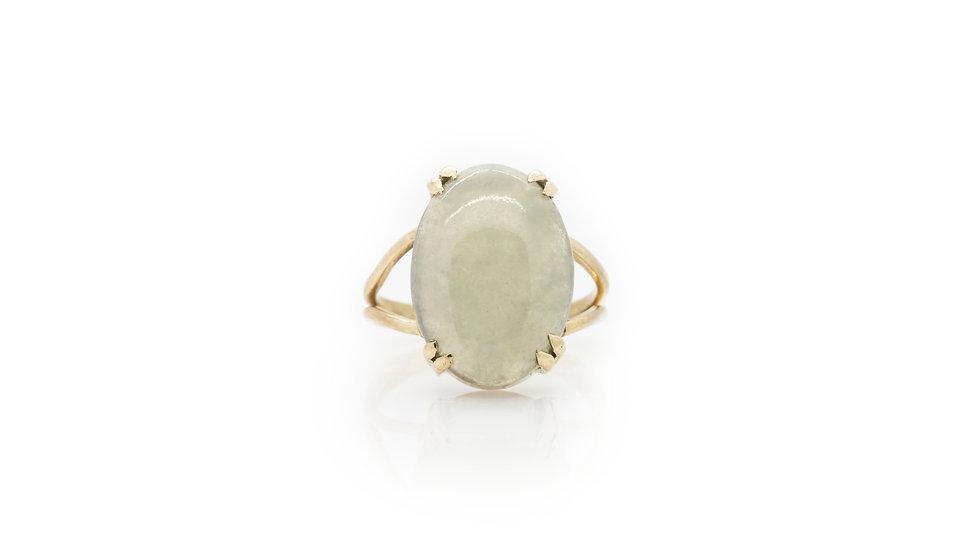 Large Jade Ring