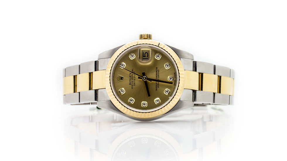 Rolex Oyster DateJust view 1