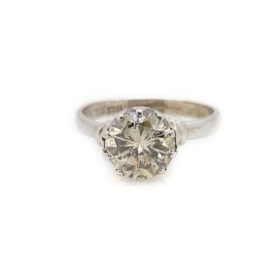 3CT Diamond Solitaire