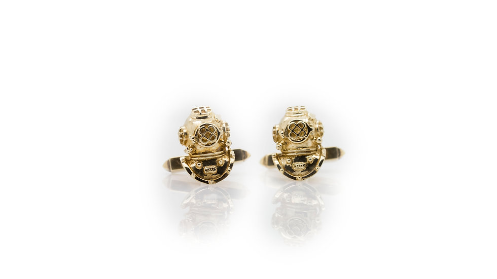 Divers Cuff Links
