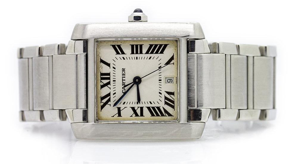 Cartier Tank Watch view 1