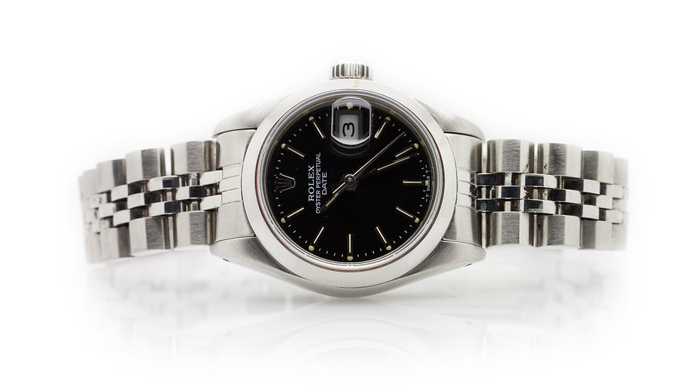 Stainless steel oyster perpetual Rolex
