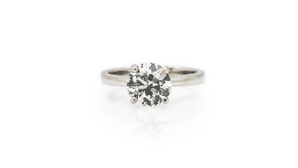 Diamond Solitaire  1.90ct