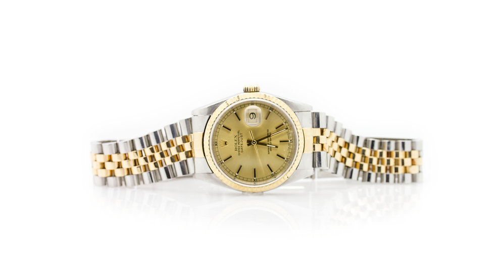 Rolex Oyster Perpetual Datejust VIEW 1