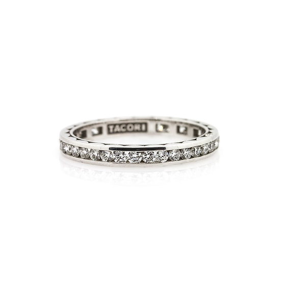 Tacori Diamond Eternity Ring view 1