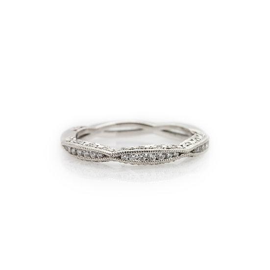 Tacori Diamond Wedding Band Ring