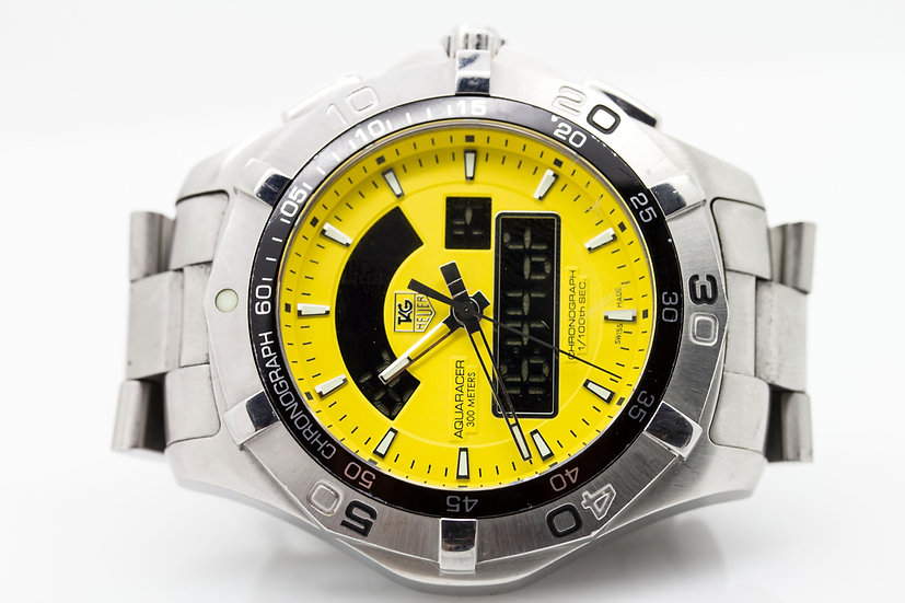 Tag Heuer AquaRacer 2000 Chronotimer view 1