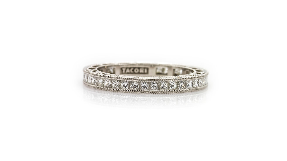 Tacori Platinum Eternity Ring