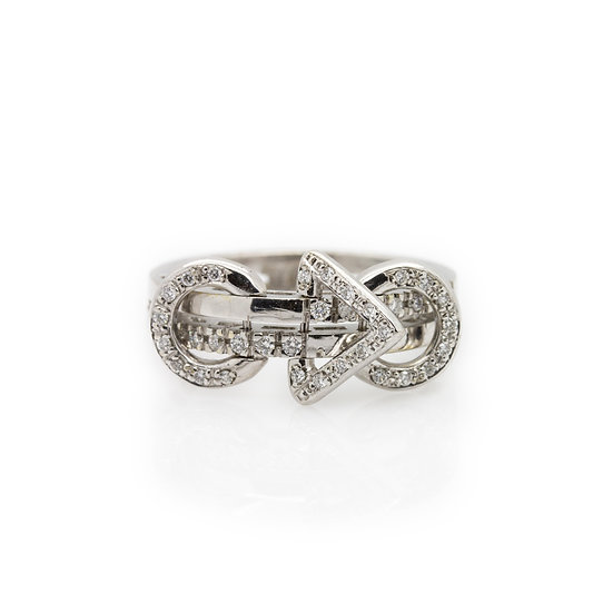 Diamond Fashion Ring front view