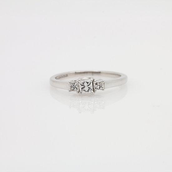 Trilogy Princess Ring