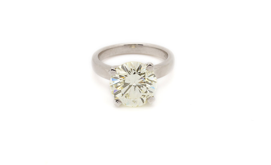 5.02CT Diamond Ring