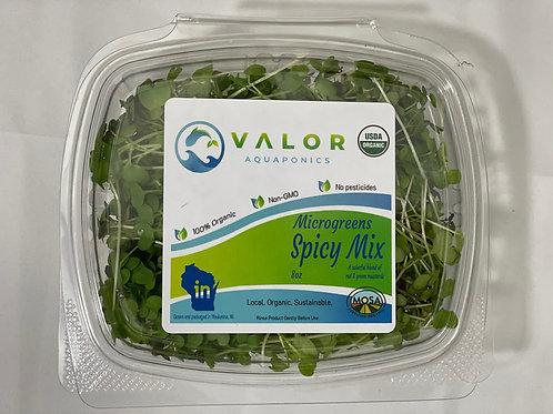 Organic Spicy Mix
