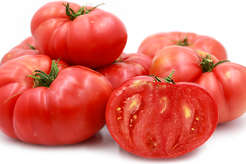 Organic Brandywine Heirloom Tomato Plant