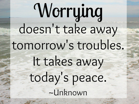 What is Worry