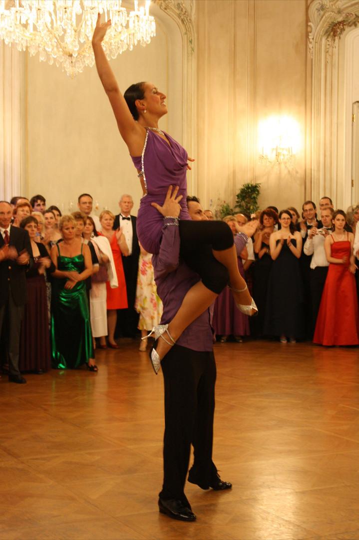 Tanzshows