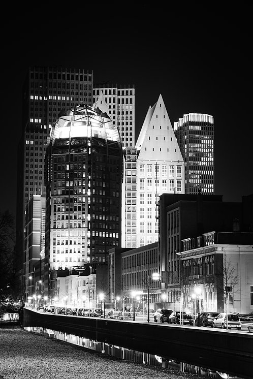 The Hague lights