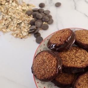 Havreflarn (ou galettes suédoises aux flocons d'avoine ou gâteaux Ikea)🇸🇪
