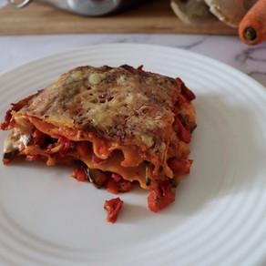 Lasagnes végétariennes (aux légumes) 🌱