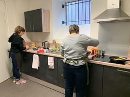 Atelier culinaire de Noël
