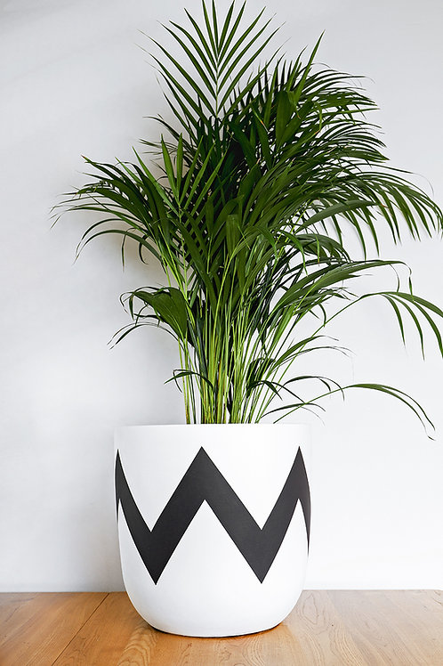 Pow Pots Ziggy large planter