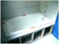 Bathtub Install Tub Installation