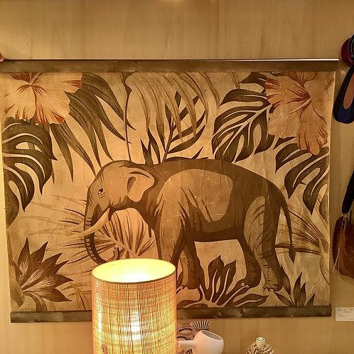 Panneau Elephant ALFONZ