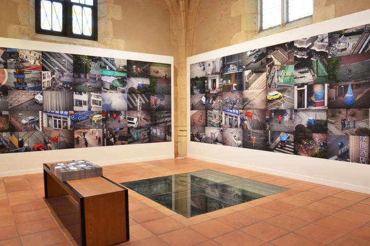 Exposition Sabine Delcour - Vieille église - Mérignac