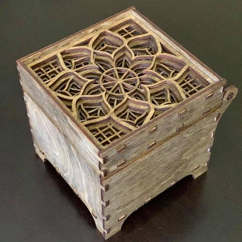 Square Mandala Box