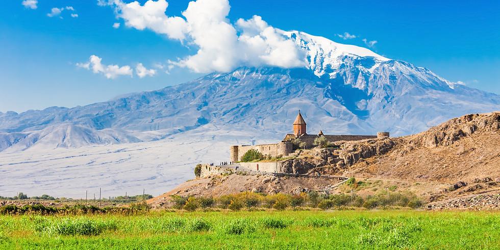 Urlaubskino: Armenien & Georgien