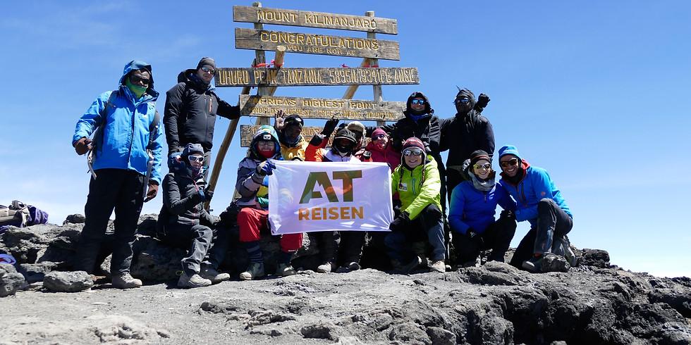 Urlaubskino: Kilimanjaro