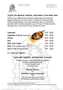 Page 07 Diner Menu