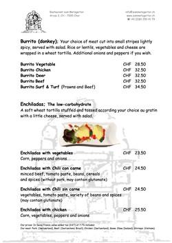Page 06 Diner Menu
