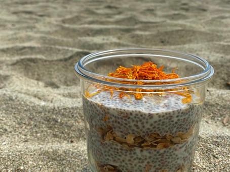 Pan-baked Turmeric & Thyme Granola