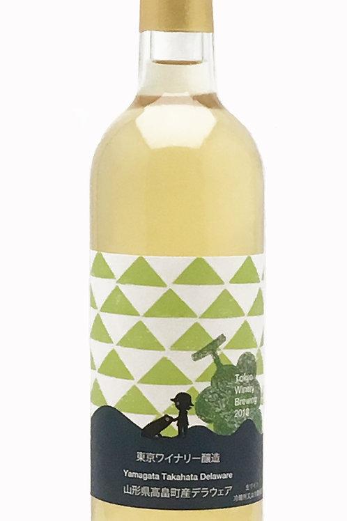 Tokyo winery 2019 山形県高畠町デラウェア