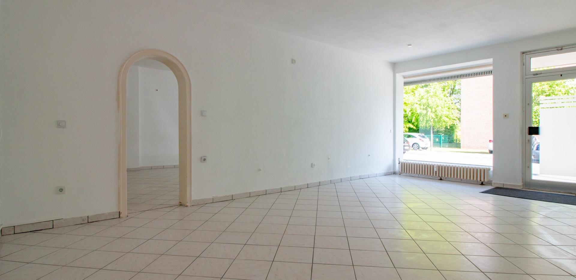 Raum 1 Eingangsbereich