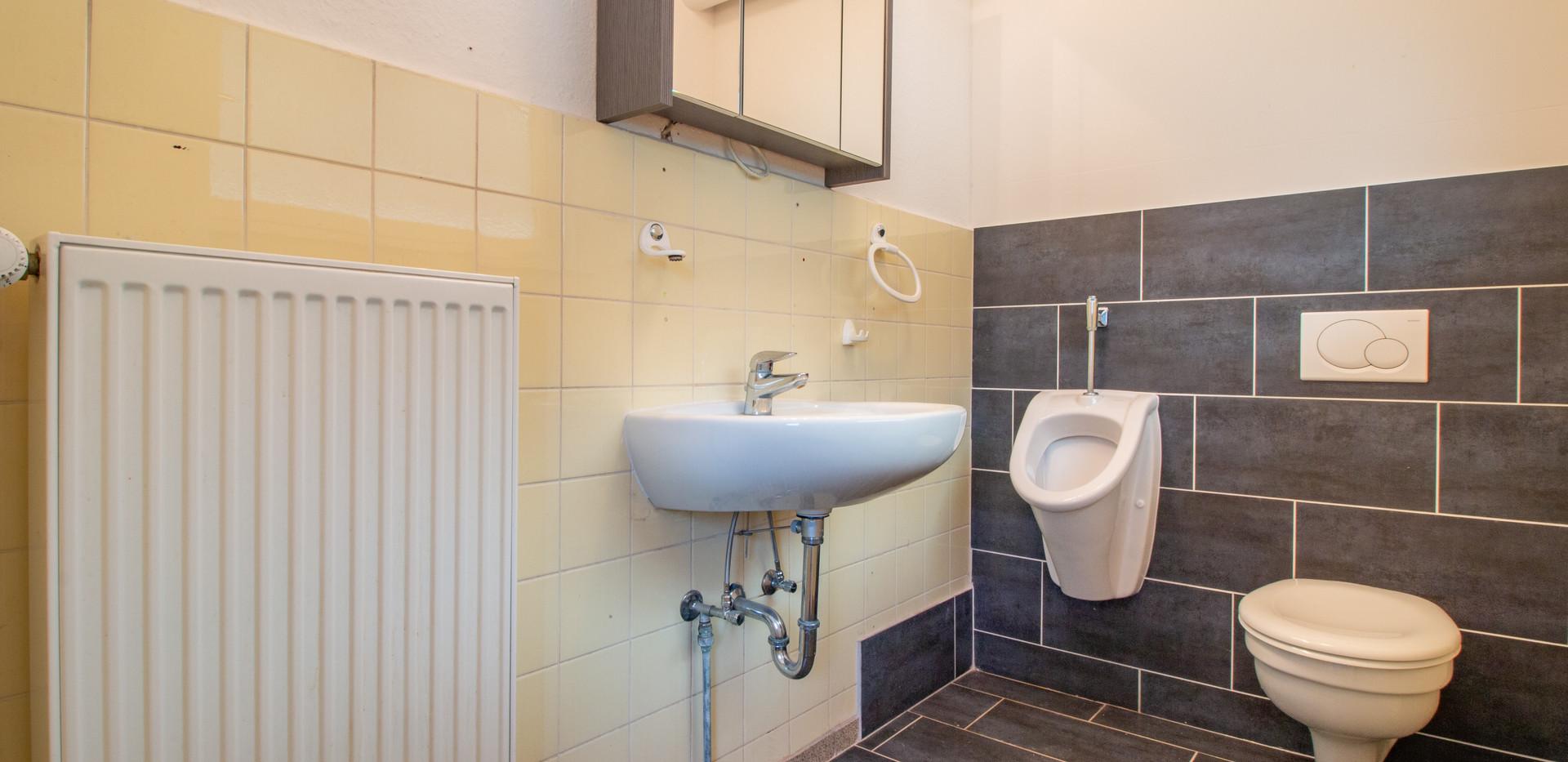 Toilette EG